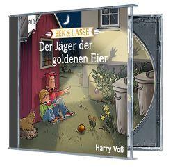 Die Jäger der goldenen Eier von Voß,  Harry
