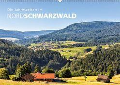 Die Jahreszeiten im Nordschwarzwald (Wandkalender 2019 DIN A2 quer) von Butschkus,  Heike