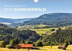 Die Jahreszeiten im Nordschwarzwald (Wandkalender 2019 DIN A4 quer) von Butschkus,  Heike