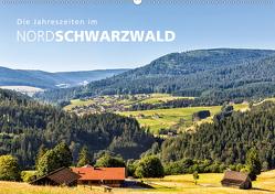 Die Jahreszeiten im Nordschwarzwald (Wandkalender 2020 DIN A2 quer) von Butschkus,  Heike