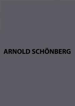 Die Jakobsleiter von Krämer,  Ulrich, Schoenberg,  Arnold