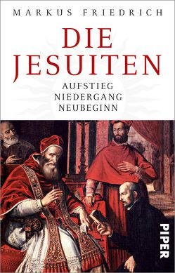 Die Jesuiten von Friedrich,  Markus