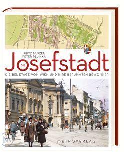 Die Josefstadt von Panzer,  Fritz, Pelinka,  Peter, Pollak,  Anita