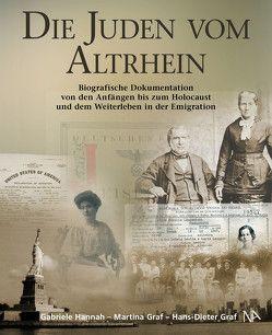 Die Juden vom Althrein von Graf,  Hans-Dieter, Graf,  Martina, Hannah,  Gabriele