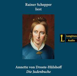Die Judenbuche von Droste-Hülshoff ,  Annette, Schepper,  Rainer