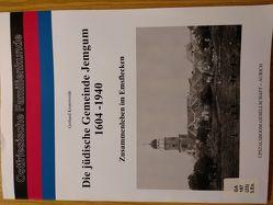 Die jüdische Gemeinde Jemgum 1604-1940 von Kronsweide,  Gerhard