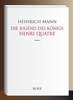 Die Jugend des Königs Henri Quatre von Mann,  Heinrich