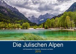Die Julischen Alpen (Tischkalender 2019 DIN A5 quer) von Wege / twfoto,  Thorsten