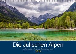 Die Julischen Alpen (Wandkalender 2019 DIN A3 quer) von Wege / twfoto,  Thorsten