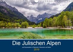 Die Julischen Alpen (Wandkalender 2019 DIN A4 quer) von Wege / twfoto,  Thorsten