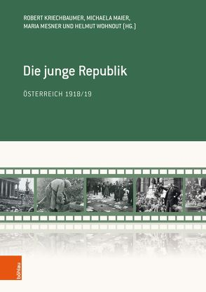 Die junge Republik von Kriechbaumer,  Robert, Maier,  Michaela, Mesner,  Maria, Wohnout,  Helmut
