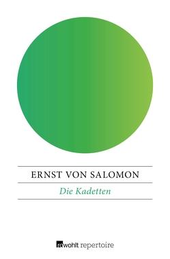Die Kadetten von Salomon,  Ernst von