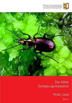 Die Käfer Schleswig-Holsteins – Rote Liste von Gürlich,  Stephan, Suikat,  Roland, Ziegler,  Wolfgang