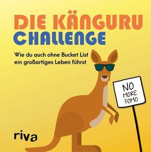 Die Känguru-Challenge von Verlag,  Riva