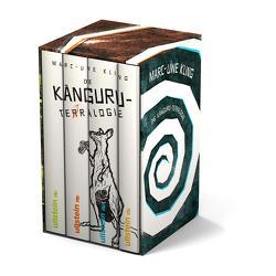 Die Känguru-Tetralogie von Kling,  Marc-Uwe