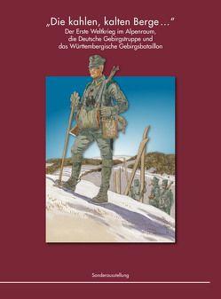 """""""Die kahlen, kalten Berge…"""" von Jordan,  Alexander"""
