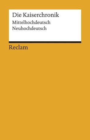 Die Kaiserchronik von Herweg,  Mathias