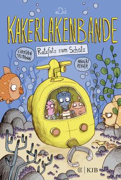 Die Kakerlakenbande – Ratzfatz zum Schatz von Renger,  Nikolai, Tielmann,  Christian