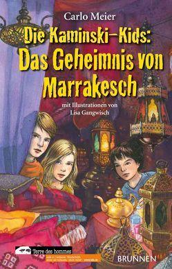 Die Kaminski-Kids: Das Geheimnis von Marrakesch von Meier,  Carlo