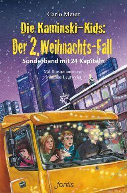 Die Kaminski-Kids: Der 2. Weihnachts-Fall von Leutwyler,  Matthias, Meier,  Carlo