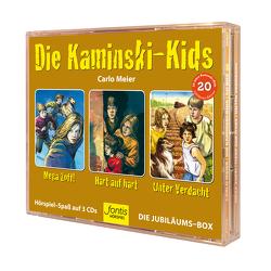 Die Kaminski-Kids: Die Jubiläums-Hörspiel-Box von Meier,  Carlo