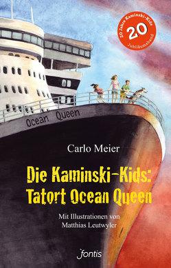 Die Kaminski-Kids: Tatort Ocean Queen von Leutwyler,  Matthias, Meier,  Carlo