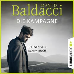 Die Kampagne von Baldacci,  David, Buch,  Achim