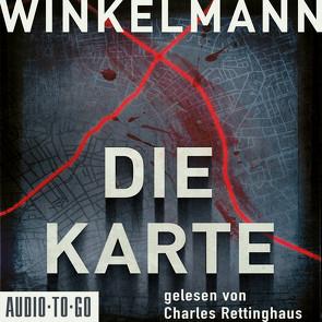 Die Karte von Rettinghaus,  Charles, Winkelmann,  Andreas