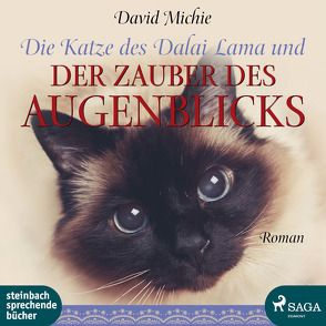 Die Katze des Dalai Lama und der Zauber des Augenblicks von Michie,  David, Rysopp,  Beate