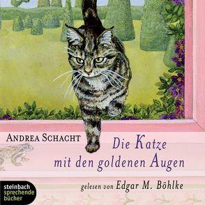 Die Katze mit den goldenen Augen von Piper,  Tommi, Schacht,  Andrea