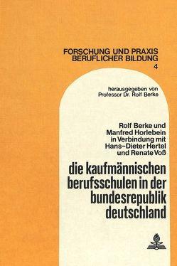 Die kaufmännischen Berufsschulen in der Bundesrepublik Deutschland
