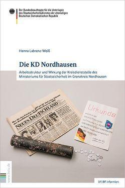 Die KD Nordhausen von Labrenz-Weiß,  Hanna