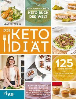 Die Keto-Diät von Vogel,  Leanne