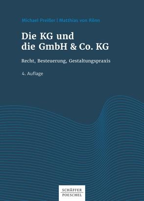 Die KG und die GmbH & Co. KG von Preißer,  Michael, Rönn,  Matthias