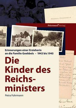 Die Kinder des Reichsministers von Fohrmann,  Petra