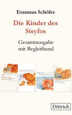 Die Kinder des Sisyfos. In 5 Bänden inkl Begleitband von Korff,  Jens Jürgen, Schöfer,  Erasmus