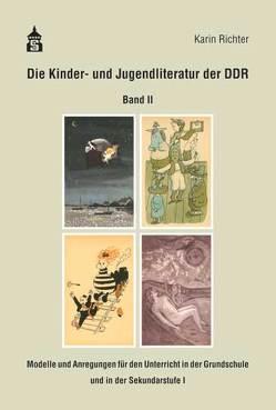 Die Kinder- und Jugendliteratur der DDR von Richter,  Karin