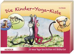 Die Kinder-Yoga-Kiste von Binder,  Iris, Kaiser,  Seppo Christian