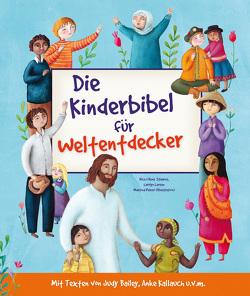 Die Kinderbibel für Weltentdecker von Peluso,  Martina, Stearns,  Renée, Stearns,  Rich
