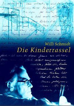 Die Kinderrassel von Schmidt,  Willi