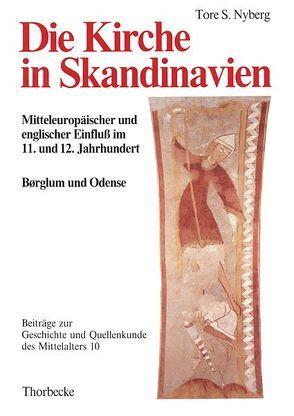 Die Kirche in Skandinavien von Nyberg,  Tore S