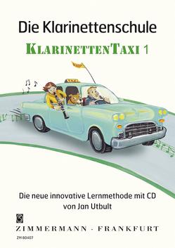 Die Klarinettenschule von Utbult,  Jan, Zetterlund,  Anna