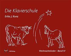 Die Klavierschule von Kunz,  Erika J.