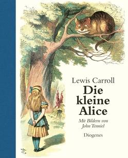 Die kleine Alice von Carroll,  Lewis, Richartz,  Walter E., Tenniel,  John