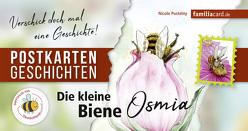 Die kleine Biene Osmia von Pustelny,  Nicole