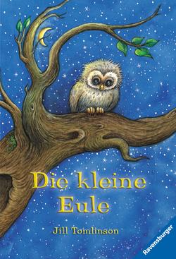 Die kleine Eule von Georg,  Christine, Neckenauer,  Ulla, Tomlinson,  Jill
