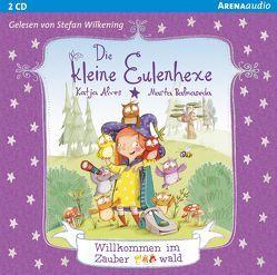 Die kleine Eulenhexe (1). Willkommen im Zauberwald von Alves,  Katja