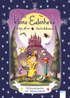 Die kleine Eulenhexe (2). Vollmondzauber um Mitternacht von Alves,  Katja, Balmaseda,  Marta