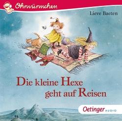 Die kleine Hexe geht auf Reisen von Baeten,  Lieve, Fischer,  Jens, Gustavus,  Frank, Kutsch,  Angelika