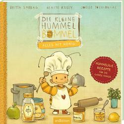 Die kleine Hummel Bommel – Alles mit Honig! von Kelly,  Maite, Sabbag,  Britta, Tourlonias,  Joelle